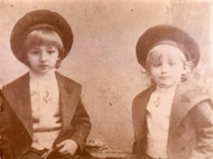 Дети В.В.Шульгина: Василий и Веньямин