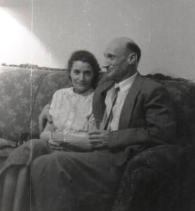Димитрий Васильевич Шульгин с первой женой Антониной Ивановной