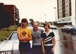Отъезд из Монреаля. Июль, 1982г.