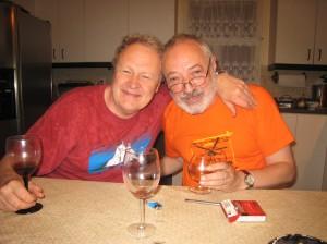 Юра и Бахыт, Монреаль, 2010 год