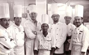 Команда Одега в Непале. 1988 г.