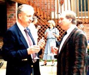 С П.П.Пагануцци, 1990 г.