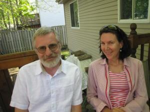 Миша Кузнецов и Лена Арманд, 19.05.2014