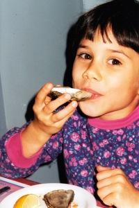 Будущая хозяйка любила деликтесы с детства, Иль Перро, начало 90-х