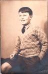 Владимир Кириллович, сын Великого князя Кирилла Владимировича Романова в детские годы