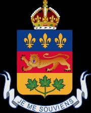 Герб Квебека