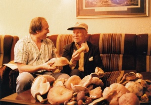 Удачный поход за грибами, 1988