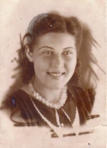 Лиля. 1945 год