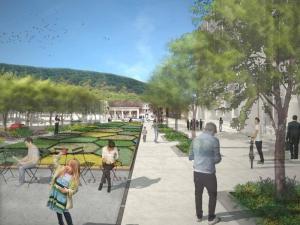 Так будет выглядеть улица McGill College Ave