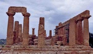 Храм Геры на Самосе