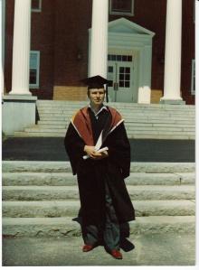 После получения диплома, 1980