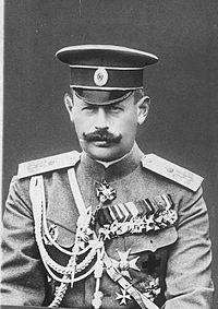 Последний комендант Зимнего дворца Владимир Воейков