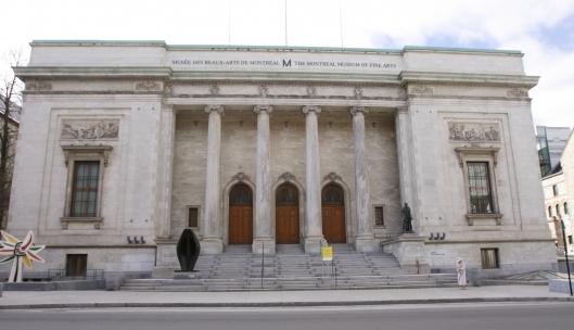 Монреальский музей изящных искусств