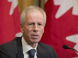 Глава канадского МИДа Стефан Дион. Его устами объявлены санкции.