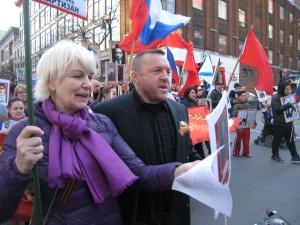 Зина Володина и Геннадий Дмитриев