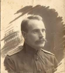 Николай Александрович Пагануцци во время Гражданской войны