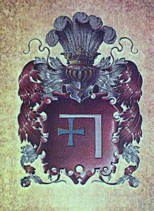 Герб рода Сенютовичей
