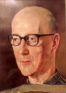 Борис Александрович Сахаров. Предположительно работа монреальского художника Е.Е.Климова