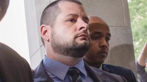 Джеймс Форсилло в суде.