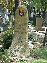 Братская могила солдат РОА в Праге