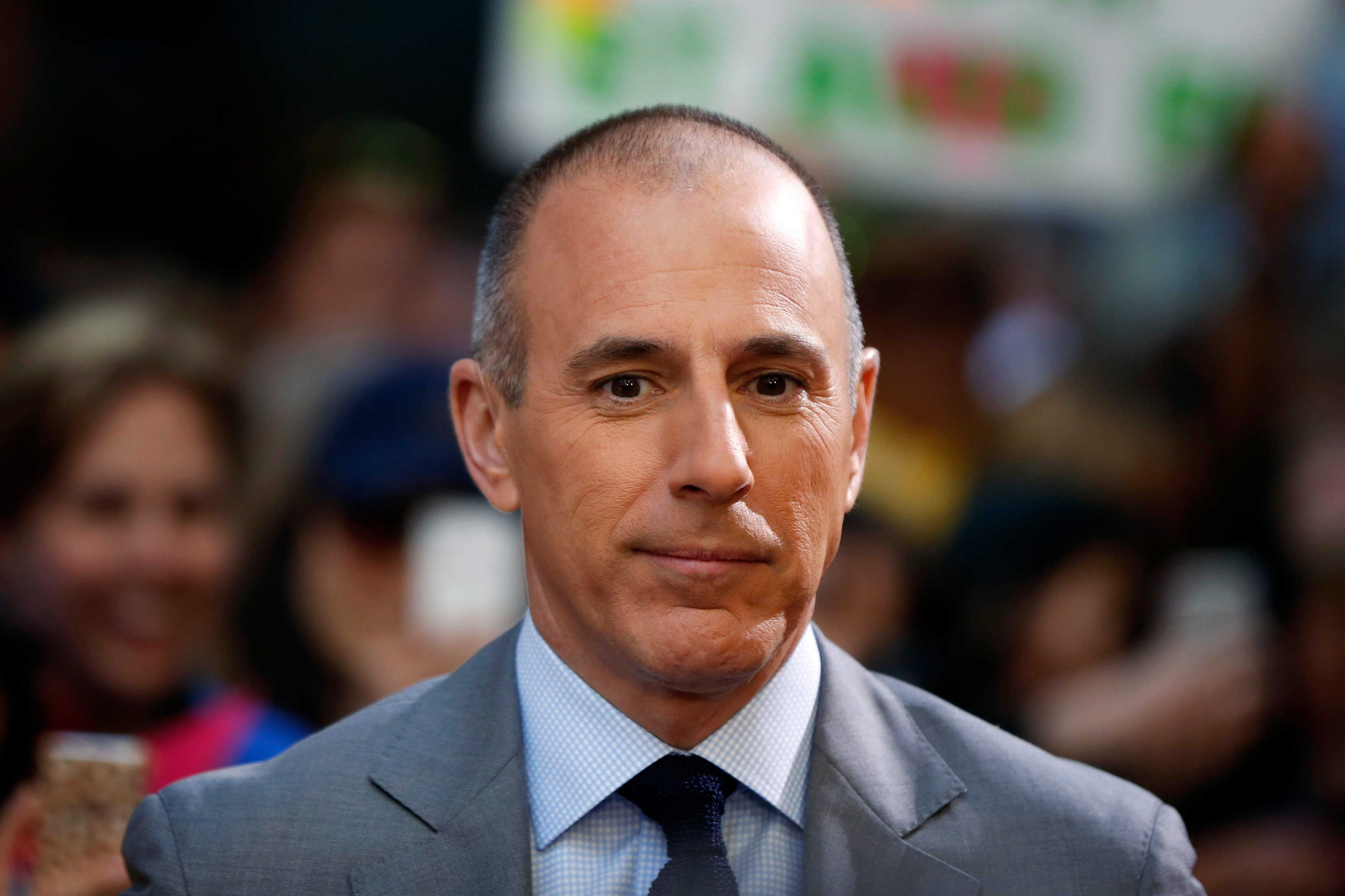 When Matt Lauer has been in the news lately its been largely about real estate either the Hamptons home he was forced out of in the wake of reports of